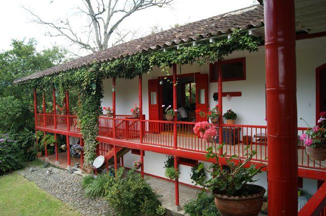 Haciendas+Eje+Cafetero | viajerosustentable Guía de turismo responsable en Latinoamérica