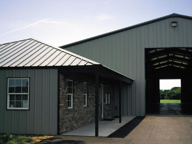 8 best images about tin roof on pinterest rusted metal for Metal building styles