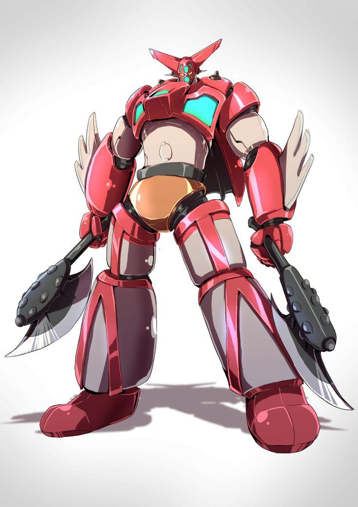 Getter Robo by Sakusakusakurai