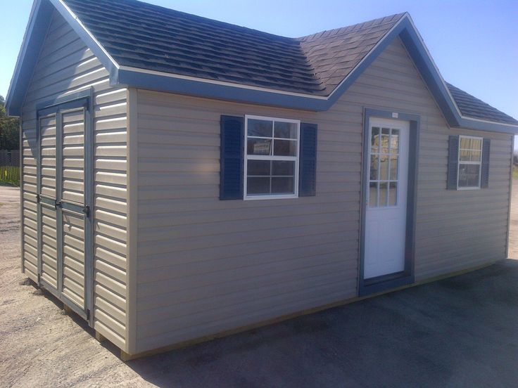 fully assembled sheds delivered 2