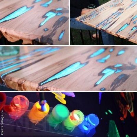Светящаяся краска серии Interior и Exterior - Изображение 1