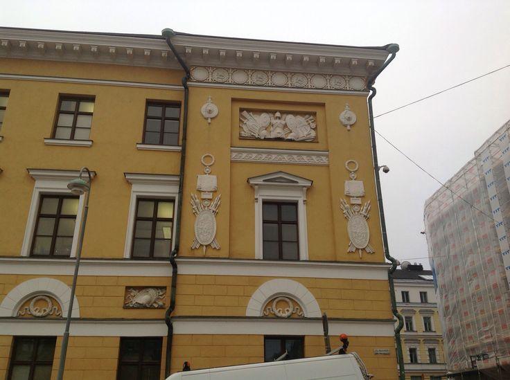 Defense ministry, Helsinki