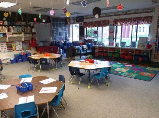 Dl Classroom Mi Sal 243 N 105 Kindergarten Dual Language