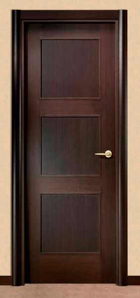 Las 25 mejores ideas sobre puertas interiores en pinterest for Puertas en madera para interiores