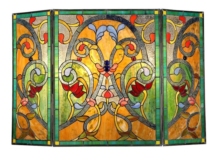 Victorian Fireplace Screen for $189.99