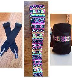 Custom Equine Creations, Custom Polo Wraps, Long Island | Finished Products