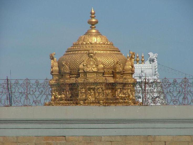Tirumala Venkateswara Temple (Tirumala, Andhra Pradesh)