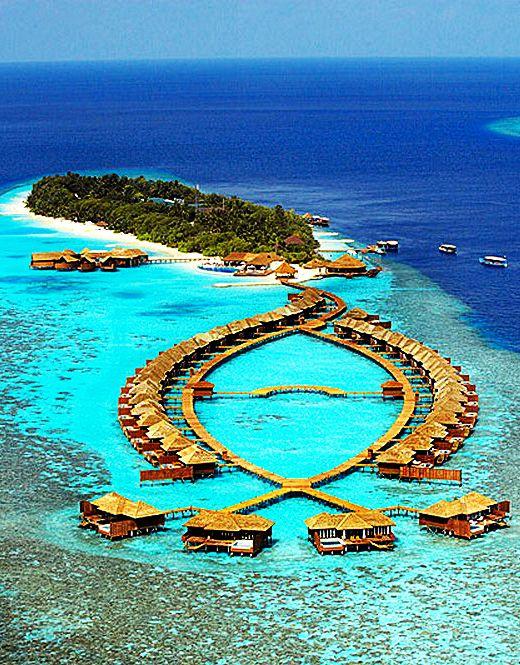 Lily Beach Island Maldives
