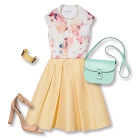 What to Wear to a Lunch at the Country Club #InStyle