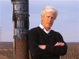 Keith Morrison!! Dateline + murder + his narration = a very happy me.....His voice is so soothing to me.
