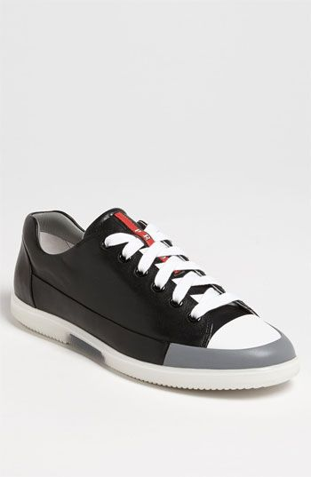 Prada Low Profile Sneaker available at #Nordstrom