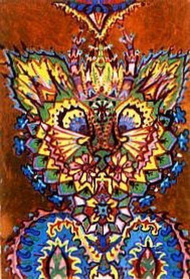 (8) Gallery.ru / Фото #37 - Мир кошек МИР КОШЕК-ЛУИСА УЭЙНА - miroslava388