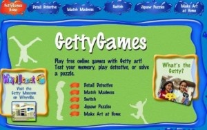 Getty Games   Test your memory, play detective, or solve a puzzle in our free online games with Getty art!