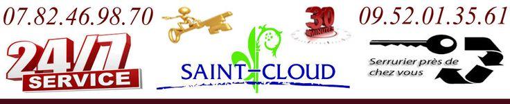Votre serrurier Saint Cloud se rend rapidement chez vous pour estimer les travaux et vous réaliser un devis détailler et précis.