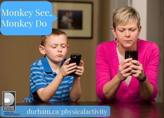 Did you know there are sedentary guidelines for children that include information on leisure screen time limitations? Be a healthy active role model for your child(ren), click the link below to learn more!