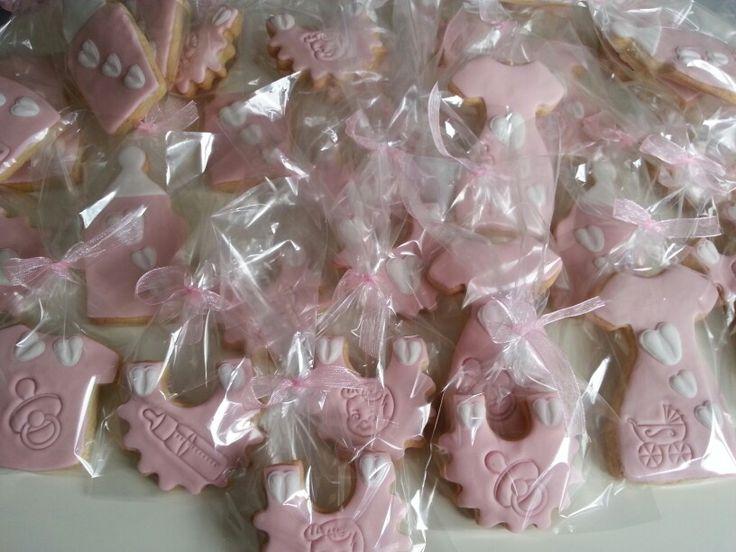 Kız bebek kurabiyeleri..