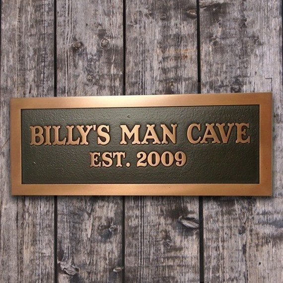 Woman Cave Signs For Garage : Best metal garage sign ideas images on pinterest home