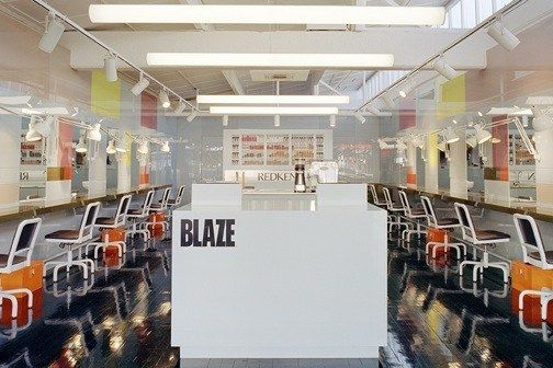 BLAZE is a new concept in hair salon experience, setting new standards in hair care and service. Prepare to be inspired!