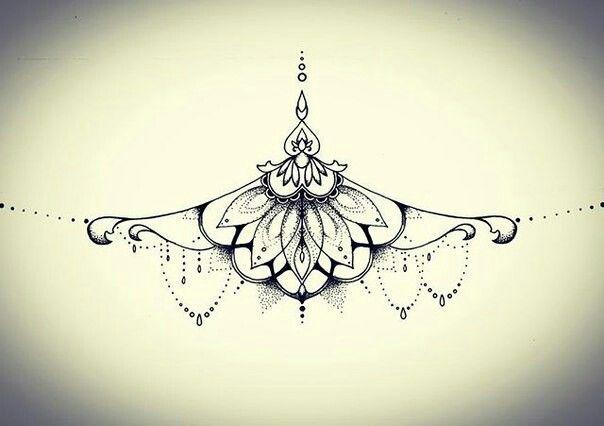 Henna Tattoo Designs Under Breast: The 25+ Best Underboob Tattoo Ideas On Pinterest