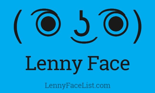Lenny Face Hand Drawing Reference Face How To Draw Hands