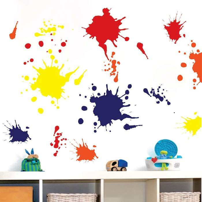 Trendy Design Wall Decals : Best abstract wall decals images on