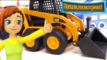 """Поехали, посмотрим! Видео для детей про аэропорт и самолёты. Капуки Кануки http://video-kid.com/9694-poehali-posmotrim-video-dlja-detei-pro-aeroport-i-samolyoty-kapuki-kanuki.html  Детская передача """"Поехали, посмотрим"""" это видео для детей про путешествия и новые игры, любимые игрушки и весёлые детские песни.Маша расскажет про новые игры, в которые можно играть дома. Сегодня Маша и кукла Маша усраивают дома аэропорт и делают самолет из картона. Такой картонный самолет из пакета молока или…"""