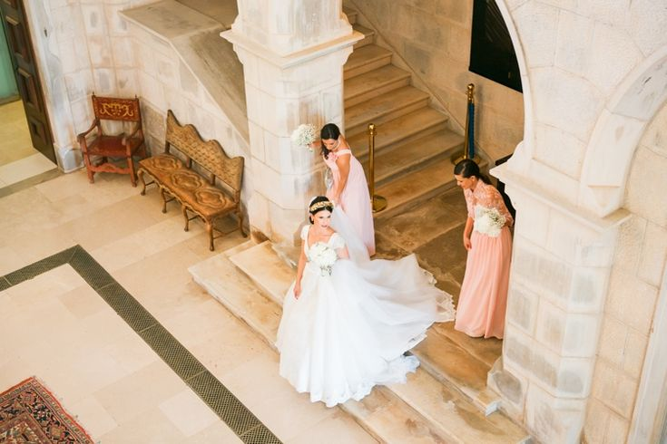 Damas de Honor Casamento Palácio de São de Marcos