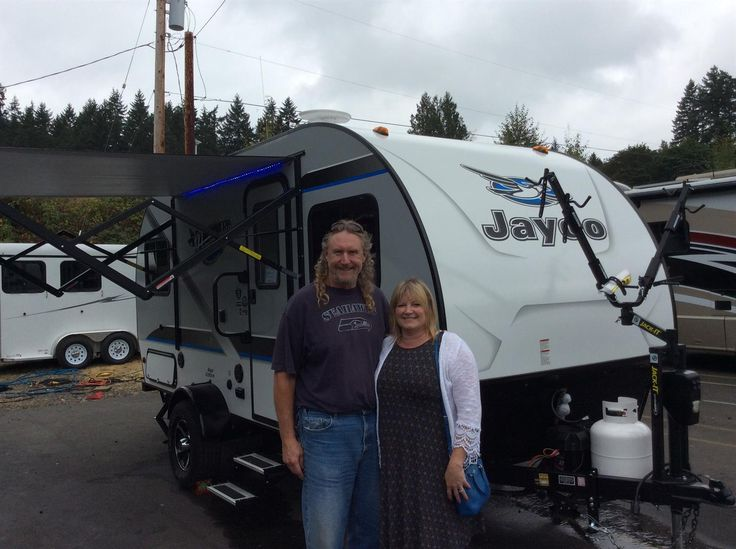 ANGELA AND MARK, we appreciate your business!  Wishing you many miles of smiles from all of us here at Clear Creek RV Center and Paul Tyson.