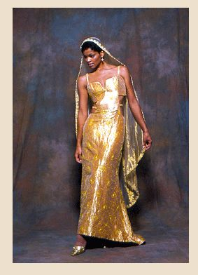 African Inspired Wedding Gowns