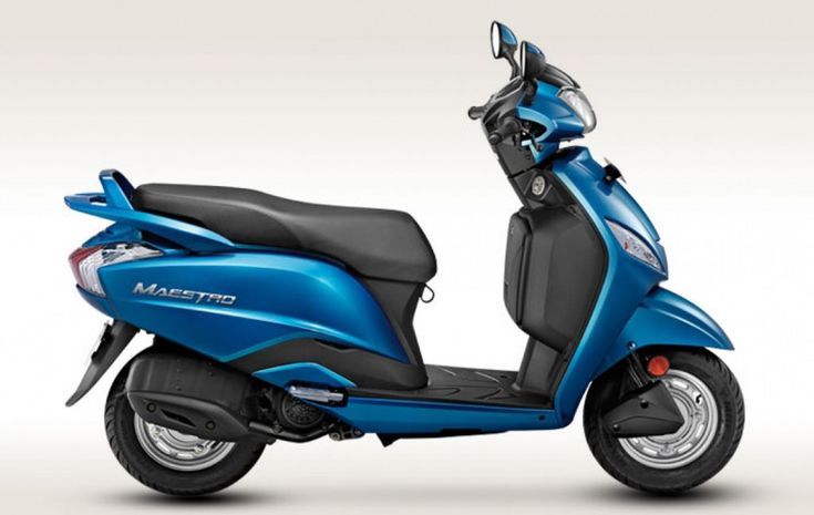 Recap - #HeroMotocorp axes the #Hero #Maestro from the Indian line up
