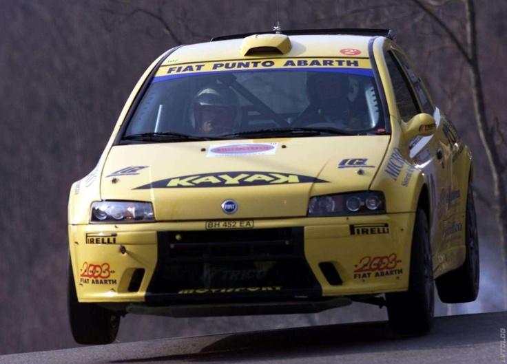 2003 Fiat Punto Rally