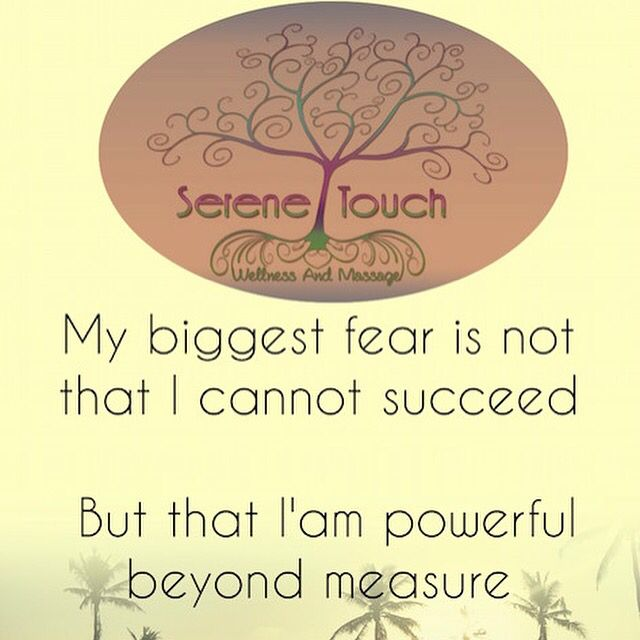 Rise and Shine ! Be the best version of your self today! Remember every  healing has a Serene Touch