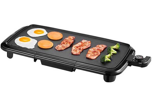 Top 10 Best Electric Griddles In 2020 Reviews Electric Griddle Electric Grill Griddle Cooking