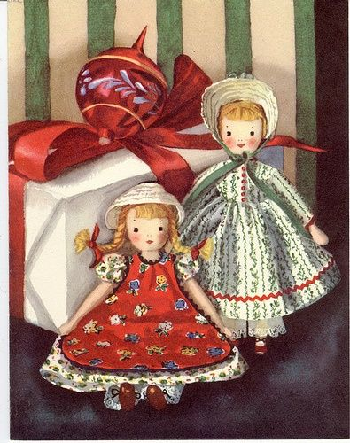 free pattern for Edith Flack Ackley doll