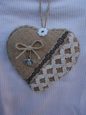 sachet, craft, decor