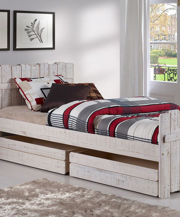 look at this tree house twin bed with drawers on zulily today