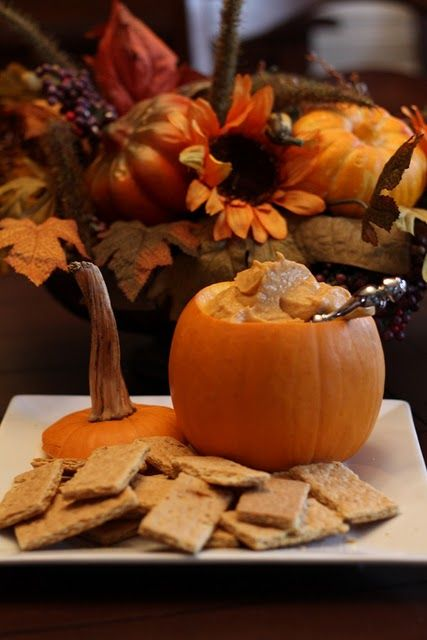 Southern Living pumpkin dip