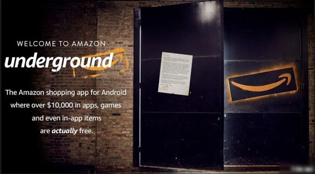 Amazon is Ending Its Underground Android app marketplace http://www.2020techblog.com/2017/04/amazon-is-ending-its-underground.html  #technews #tech #amazon