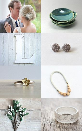 >>> Teal Wedding <<< by Anna on Etsy--Pinned with TreasuryPin.com