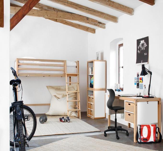 31 best hochbetten images on pinterest child room. Black Bedroom Furniture Sets. Home Design Ideas