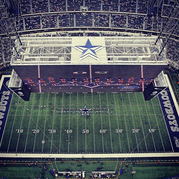 Who's always ready for some football? #HowBoutThemCowboys #Dallas
