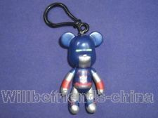 Transformers Autobot Bear KeyChain KeyRing Bag Charm Pendant Decorate Ornament