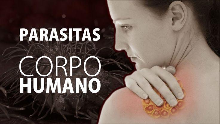 PARASITAS E VERMES NO CORPO HUMANO - Tripofobia - Documentário Completo ...