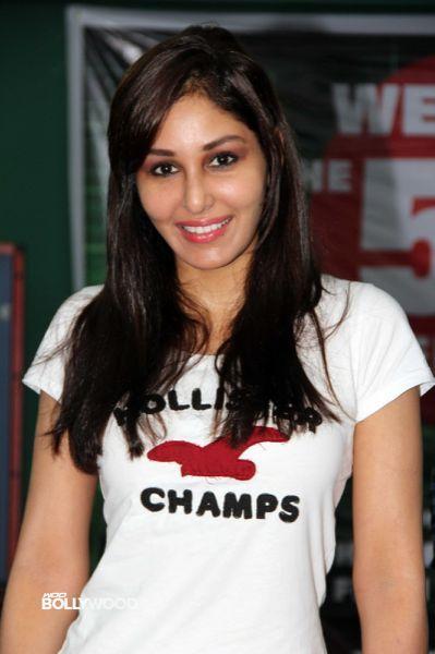 Pooja Chopra At Table Tennis Awards