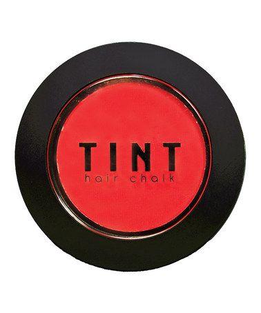 Look what I found on #zulily! Rasta Red TINT Hair Chalk by Fine Featherheads #zulilyfinds