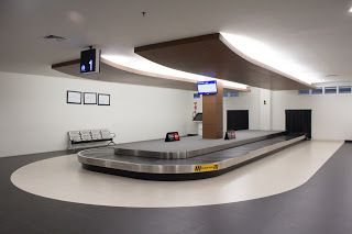 Husein Sastranegara International Airport, Bandung Jawa Barat - Indonesia