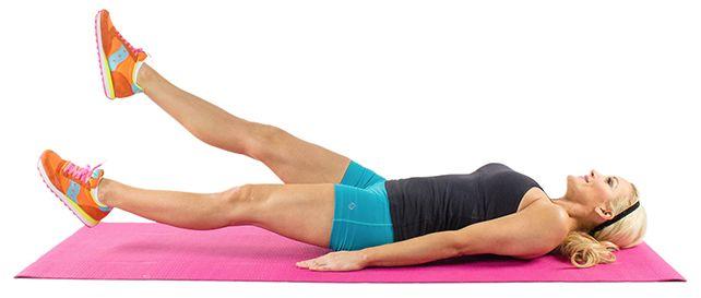 10 moves to tighten tummy