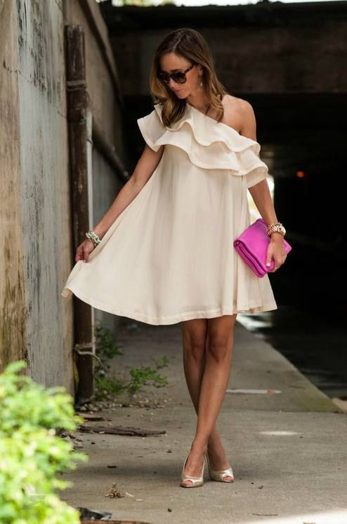 Ruffled  by Sequins & Things