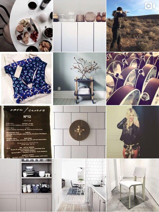 Instagram April