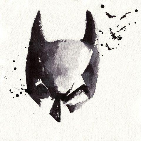 What are you? - Batman – Blule, The Boutique